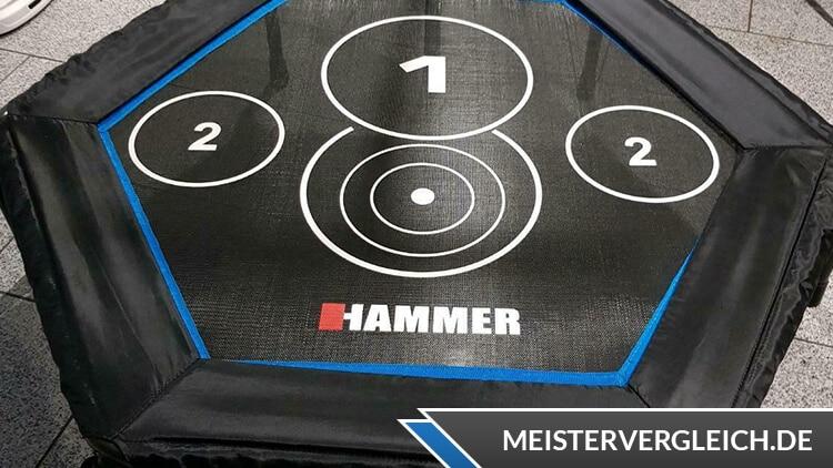 Trampolin Hammer