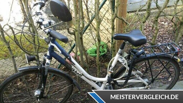 Fahrradspiegel am Fahrrad