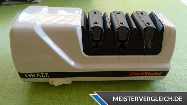 Graef CC 120 Messerschärfer im Test