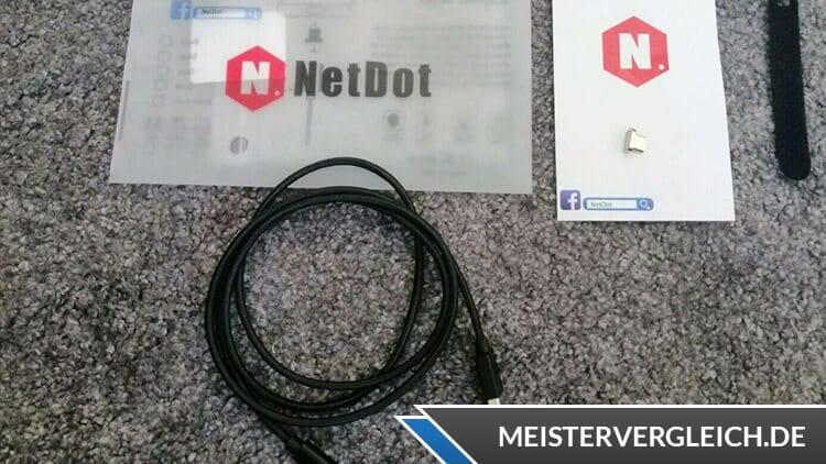 NetDot Gen10 Lieferumfang