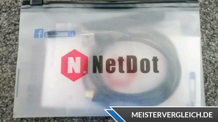 NetDot Gen10 Unboxing