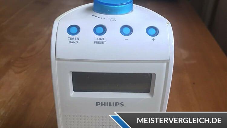 Philips AE2330 Duschradio im Test