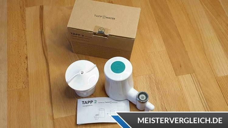 TAPP Water TAPP 2 Twist Wasserhahnfilter Test