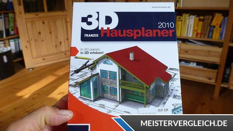 3D Hausplaner Hausplanung Software