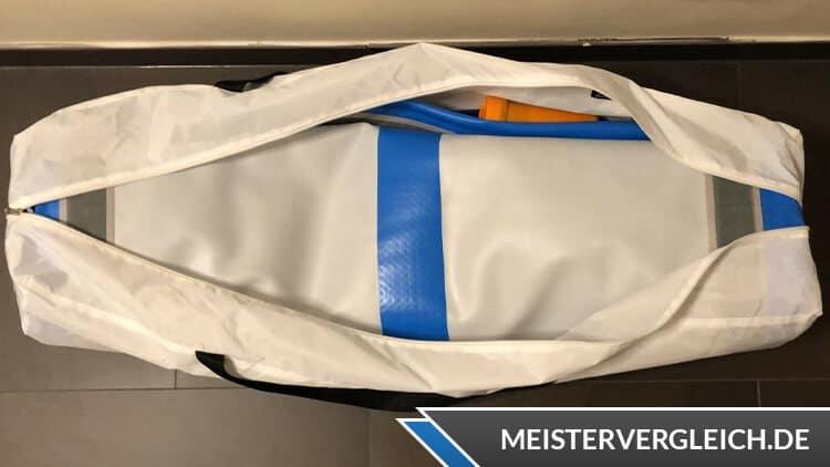 Airtrack Matte mit Tasche