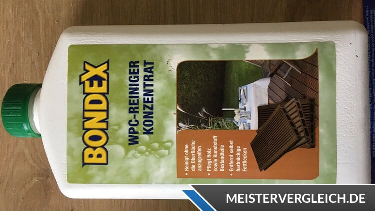 Bondex WPC-Reiniger