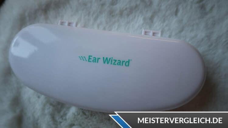 Ear Wizard Aufbewahrungsbehälter