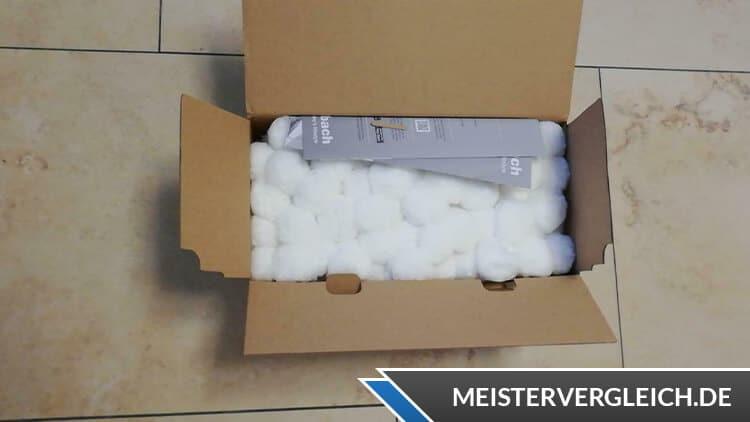 Filterballs Test