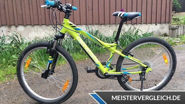 Genesis Fahrrad Praxistest