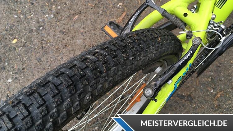 Genesis Fahrrad Reifenprofil