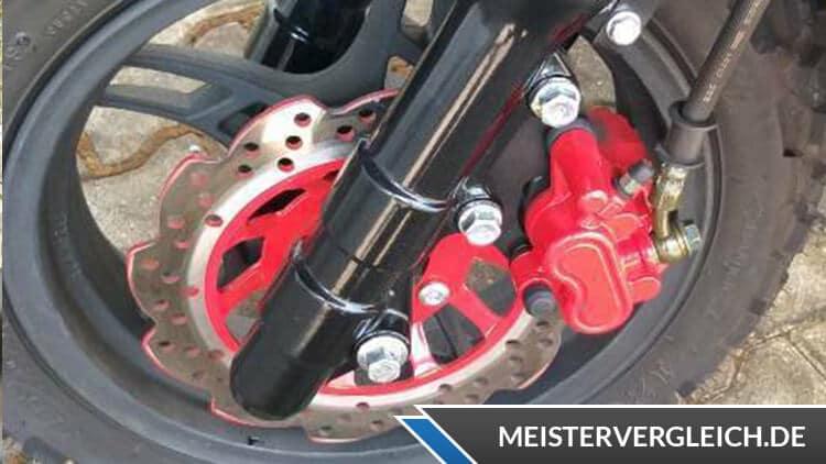 GT-Union 4T Roller Motor Vorderrad
