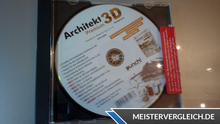 Hausplanung Software DVD