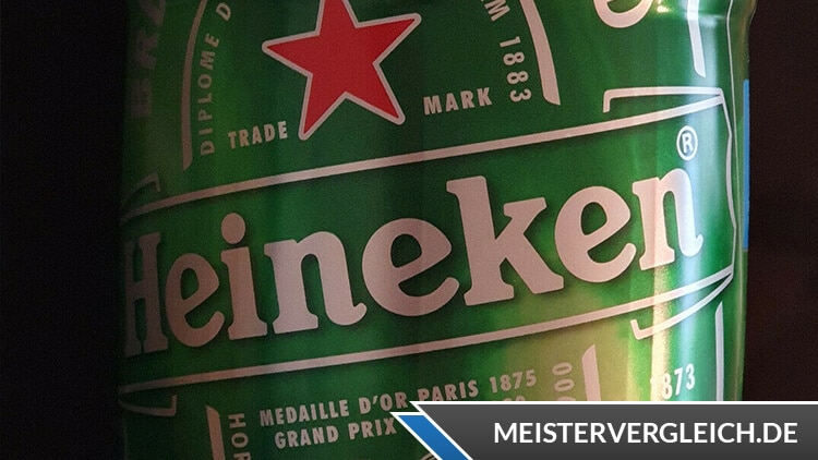 Heineken 5L Fass