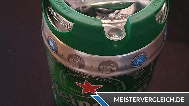 Heineken frische Fässchen