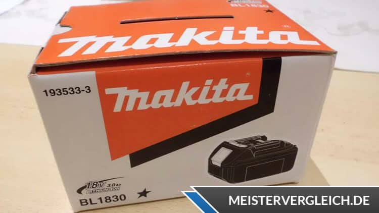 Originaler Makita Akku