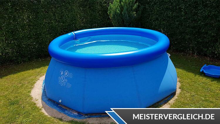 Pool 305x91 Praxistest