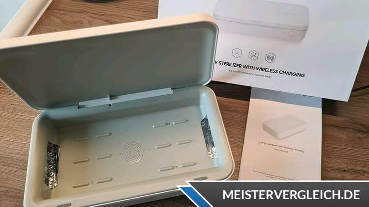 UV Sterilisator Test