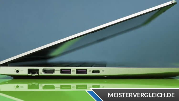Acer Aspire 5 A515-54G-59HB Anschlüsse