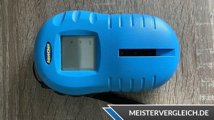 Aqua Chek TruTest pH und Chlor Messgerät Test