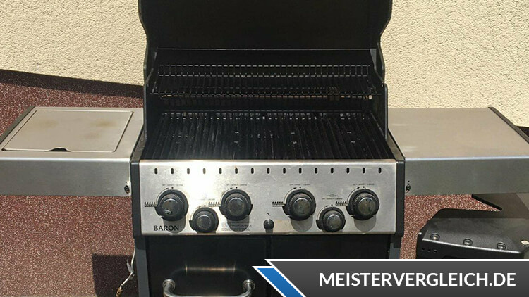 Broil King Baron 490 Grill Test