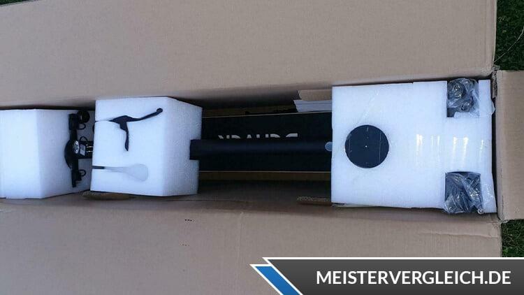 Denver SCO-85351 Thor Elektroroller Unboxing