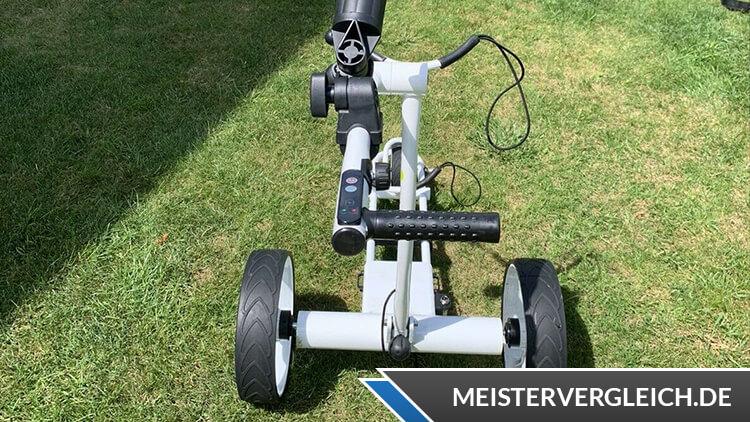 Elektro Golf Trolley Steuerung