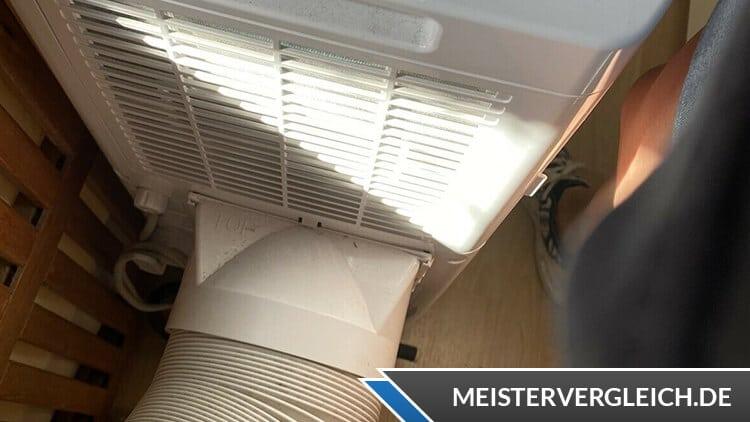 GREE Klimaanlage Abluftschlauch