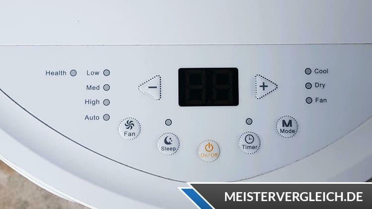 GREE Klimaanlage Bedienung