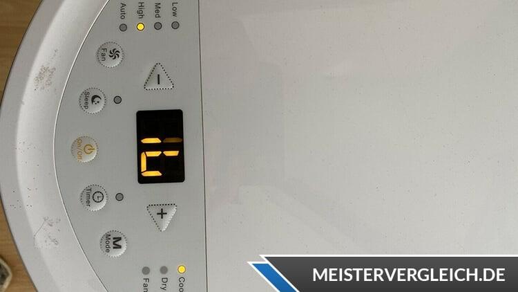 GREE Klimaanlage Praxistest