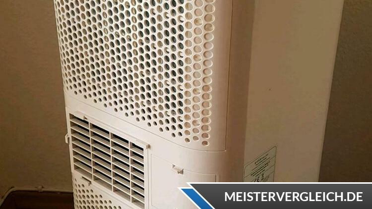 Home Deluxe Mokli XL Klimaanlage Rückseite
