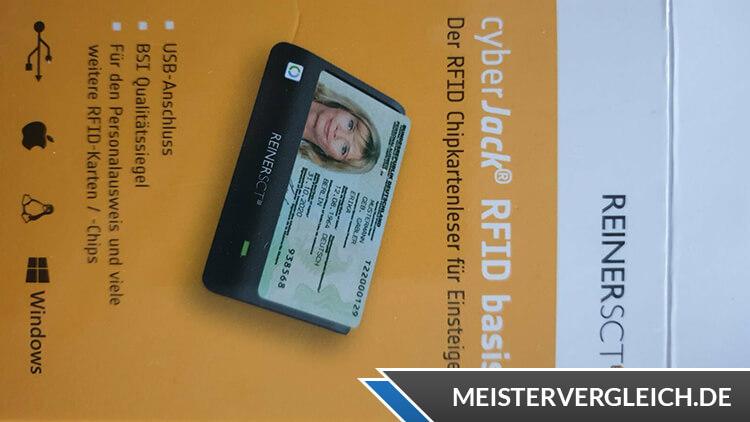 Kartenlesegerät PersonalausweisVerpackung