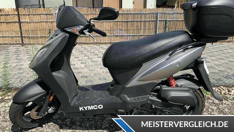 Kymco DJ 50 S