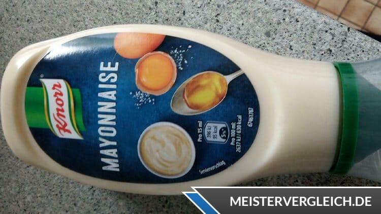 Mayonnaise Test