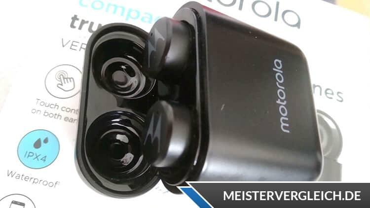 Motorola Vervebuds 110 Qualität