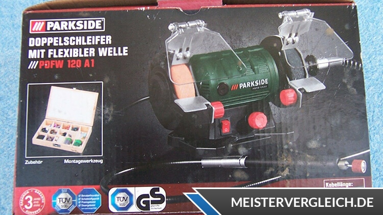 PARKSIDE PDFW 120 A1 Verpackung