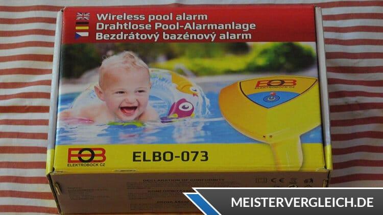 Pool Alarm Unboxing