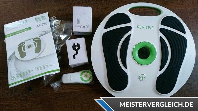 REVITIVE Medic Plus Test