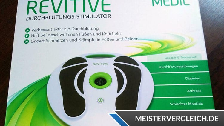 REVITIVE Medic Plus Verpackung