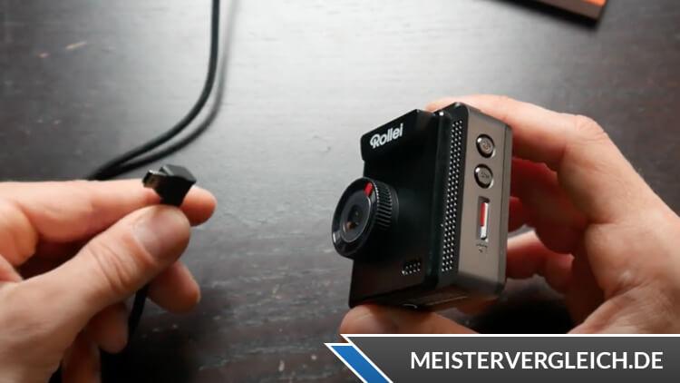 Rollei Dashcam 402 Test