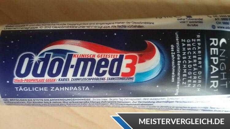 Zahnpasta gegen Karies