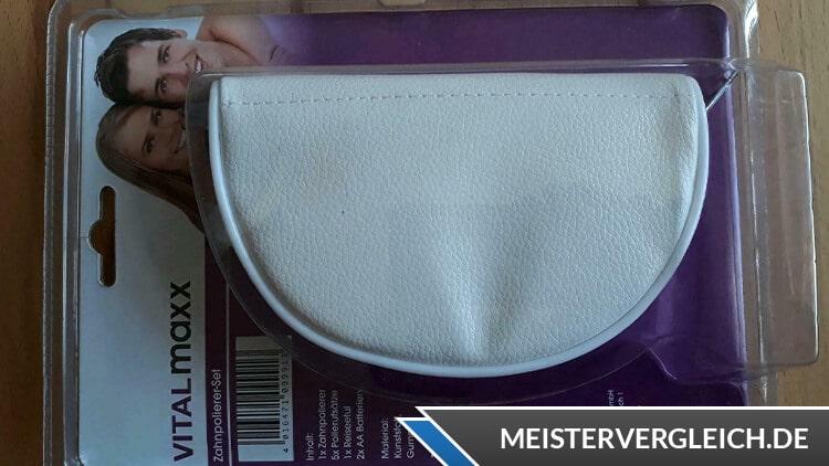 Zahnpolierer Tasche