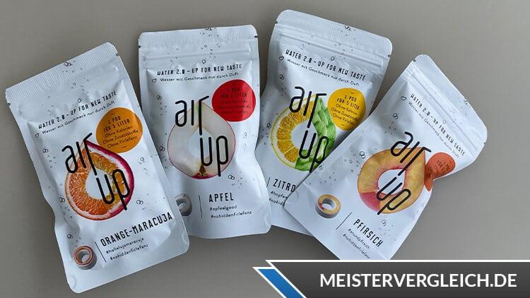 air up Trinkflasche Duft-Pods