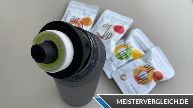 air up Trinkflasche Test