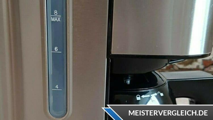Ambiano Thermo-Kaffeeautomat Wassertank