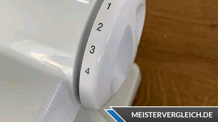 Bosch MUM 4428 Stufenregler