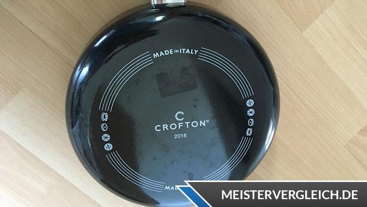 Crofton Pfanne Test