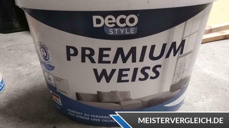 Deco Style Premium Weiss Test