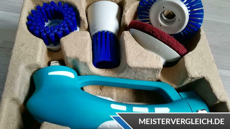 EASY HOME Elektrische Reinigungsbürste Test
