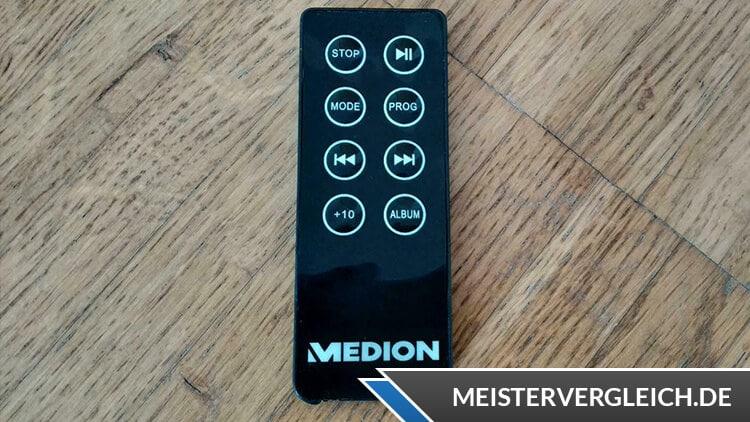 MEDION LIFE E66476 Fernbedienung