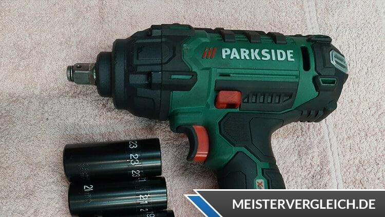 PARKSIDE Akku-Drehschlagschrauber PDSSA 20-Li A1 Test